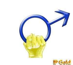 символ международного дня мужчин